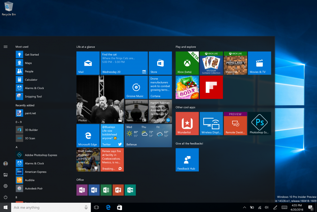 Instalari Windows